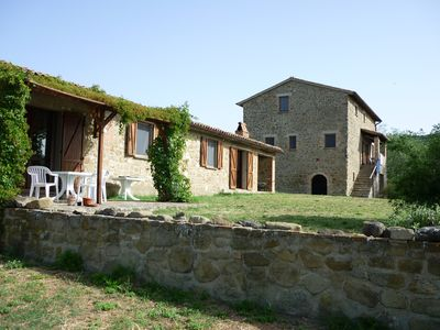 Photo for Beautiful Country House - Amazing View - Near Perugia