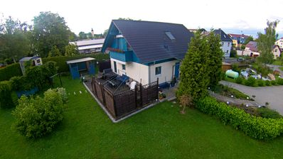 Photo for Holiday for relaxing, large garden, balcony, terrace, sauna and home theater