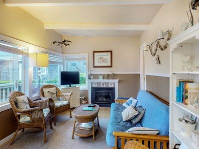 Photo for NEW LISTING! Beautiful dog-friendly cottage w/ shared courtyard