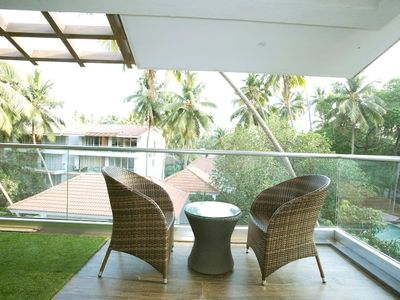 Photo for 2BR Apartment Vacation Rental in Calangute, Goa