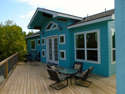 Photo for Coastal Cottage on the Guadalupe River!