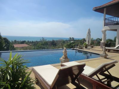 Photo for Fantastic Seaview! -  Private Pool Villa (4 bedrooms) - Villa Serena
