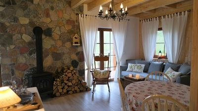 Photo for Kolczyglowy house for 1 - 6 people with 3 bedrooms - cottage