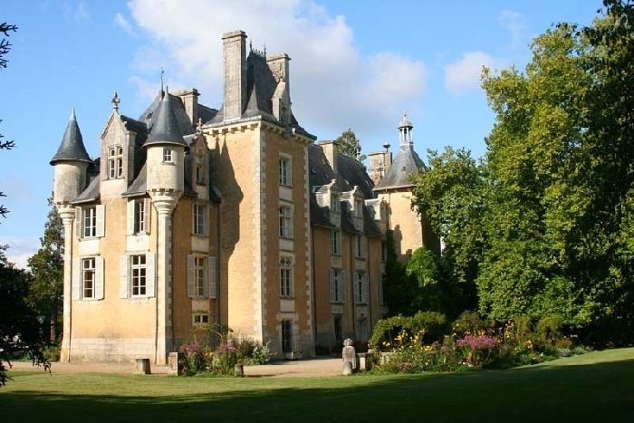uxury chateau rental in potou loire valley homeaway