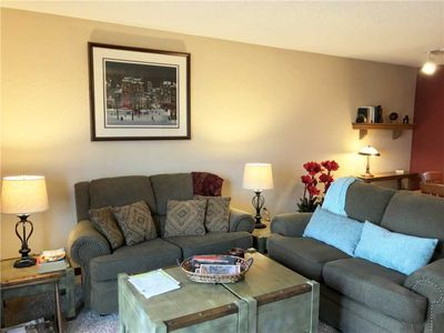 Photo for Cozy Two Bedroom Two Bath Townhome