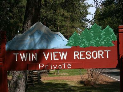 Former Twin View Resort in the heart of Camp Sherman.