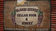 Vine Cottage - Blakes Estate Vineyard