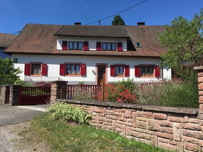Photo for Les Roches des Fees (GITE 2070 SIFFERLIN) in Alsace