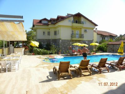 Photo for Ada Apart Hotel  is just 2 minutes' walk to the centre of Dalyan, it is peaceful