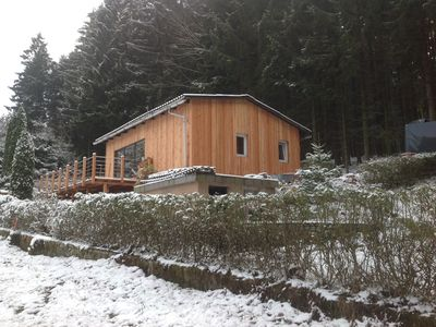 Photo for Dream hut for TWO, mountain hut, holiday for TWO!
