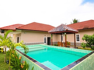 Photo for Lotus Villa 3 Bedroom Villa with Swimming Pool
