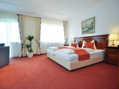 Photo for Double Room Deluxe Plus - Hotel Quellenhof