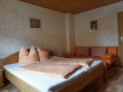 Photo for Double Room with Sofa Bed - House Tuscany