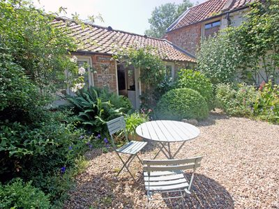 Photo for Charming, pet friendly Grade II single storey cottage in a peaceful location.