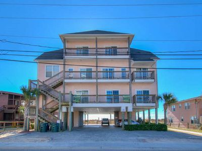 Photo for Margarita Villas B, Luxury Oceanfront Home with Game Room and Pool