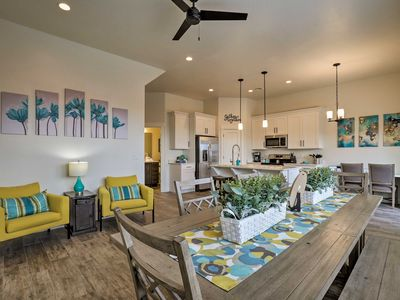 Photo for NEW! Chic Townhome w/ Hot Tub in St. George Area!