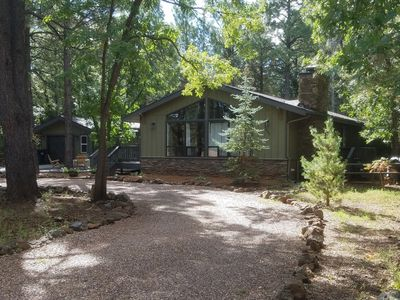 Photo for Pinetop Lakes Country Club   Quiet golf course community