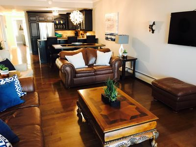 Photo for 2+1 Bedroom Luxury - Spectacular Waterfront Condo Downtown Charlottetown