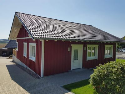 Photo for Holiday house Löh - 4-bed apartment