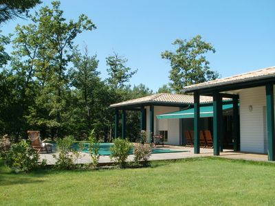 Photo for THE GREEN VILLA - LUXURIOUS VILLA WITH HEATED SWIMMING POOL