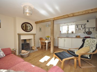 A cosy bolt hole for couples