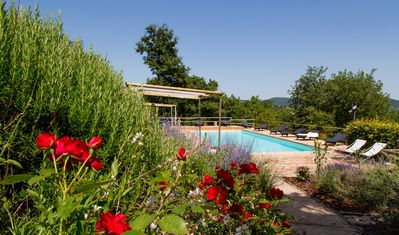 Photo for Apartments in a former Convent /Umbria Villa Rental-Tuscany border