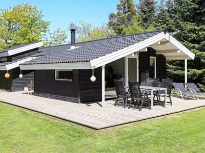 Photo for Luxurious Holiday Home in Løkken Jutland with whirlpool