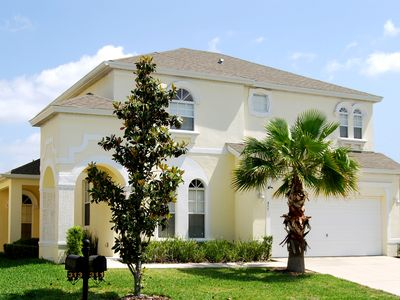 Photo for 5BR Villa Vacation Rental in Haines City, Florida