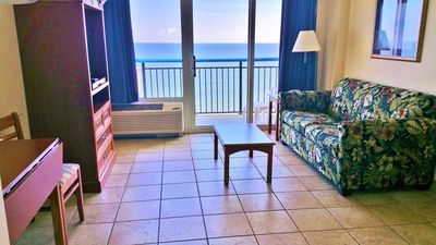 Photo for Walk to Convention Center Downtown Myrtle 1BD Oceanfront condo, sleeps 8