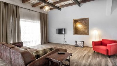 Photo for Spacious 18th century Catalan town house, Wifi, 20 minutes Barcelona