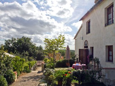 Photo for HOLIDAYS IN THE VILLAGE THE FORNACE NEAR SAN GIMIGNANO GIANFRANCO APARTMENT