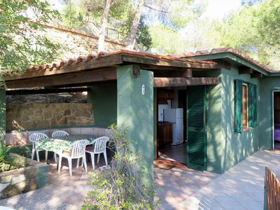 Photo for Vacation home Residence Piccola Oasi  in Capoliveri, Elba Island - 4 persons, 2 bedrooms