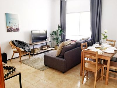 Photo for 3BR Apartment Vacation Rental in Las Palmas de Gran Canaria, Canarias
