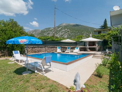 Photo for Vacation home R&D in Omiš - 8 persons, 3 bedrooms