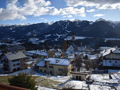 Photo for Renovated flat with gorgeous view in the Dolomites