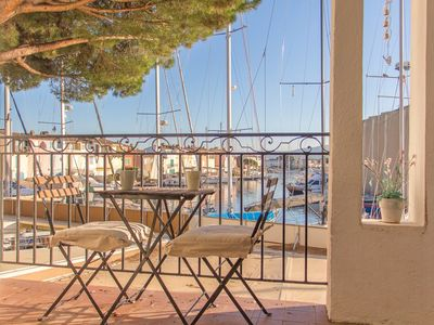 Photo for 3BR Apartment Vacation Rental in PORT GRIMAUD