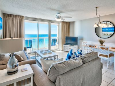 Photo for Majestic Ocean Views, Oceanfront Condo, Renovated