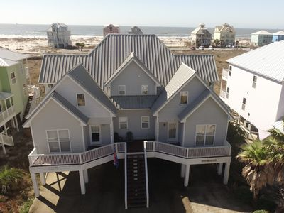 Photo for Breathtaking Gulf Views from 3 Levels of Balconies As Seen On HGTV