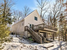 Photo for 4BR Chalet Vacation Rental in Bitely, Michigan