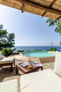 Photo for Villa Lea - Luxurious Design Villa with panoramic pool