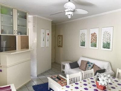 Photo for Wembley Tennis Apartment in Toninhas Beach