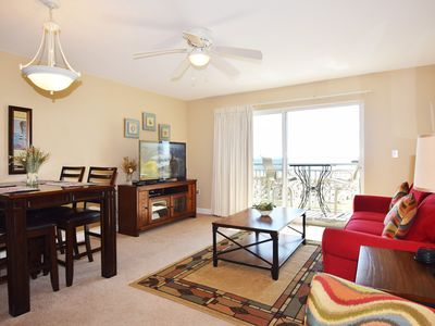Photo for Direct Beach View, 2nd Floor Pelican Isle Resort, Beach Service Incl - pi114