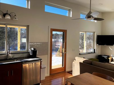 Photo for Newly Built Middlebrook Cottage on water 1.2 miles to Dock Square, Kennebunkport