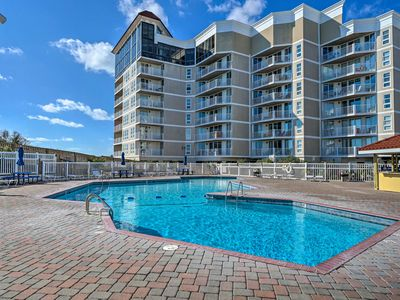 Photo for NEW! Oceanfront Resort Condo: Pools, Views & More