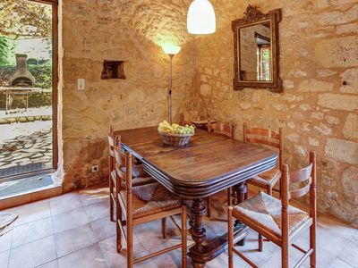 Photo for Beautiful terraced house on private estate near Saint-Cirq-Madelon (3 km)
