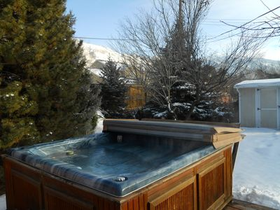 Photo for Cottonwood Heights Quiet Private Home For 2+ With Hot Tub
