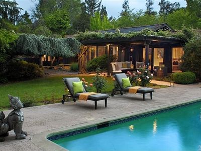 Photo for Stunning Sonoma Private Retreat