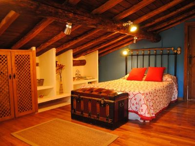 Photo for Self catering El Mirador de Robledillo for 2 people