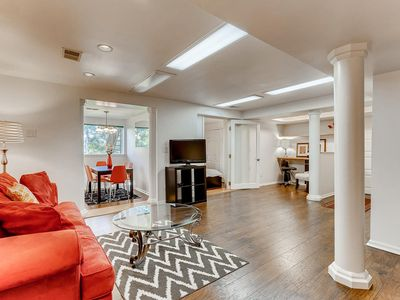 Photo for Large Downtown Remodeled Rental, Walk to Pearl Street