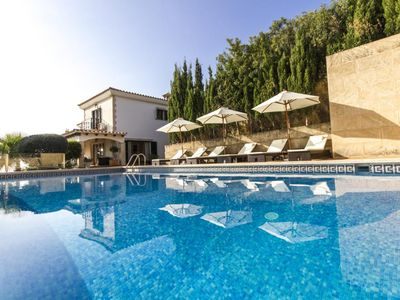 Photo for Luxury villa with stunning sea views for the highest standards near Palma